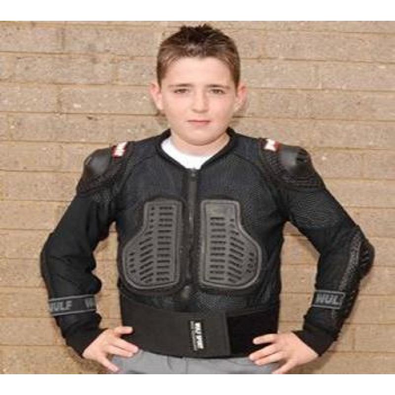Wulfsport Cub Deflector Jacket