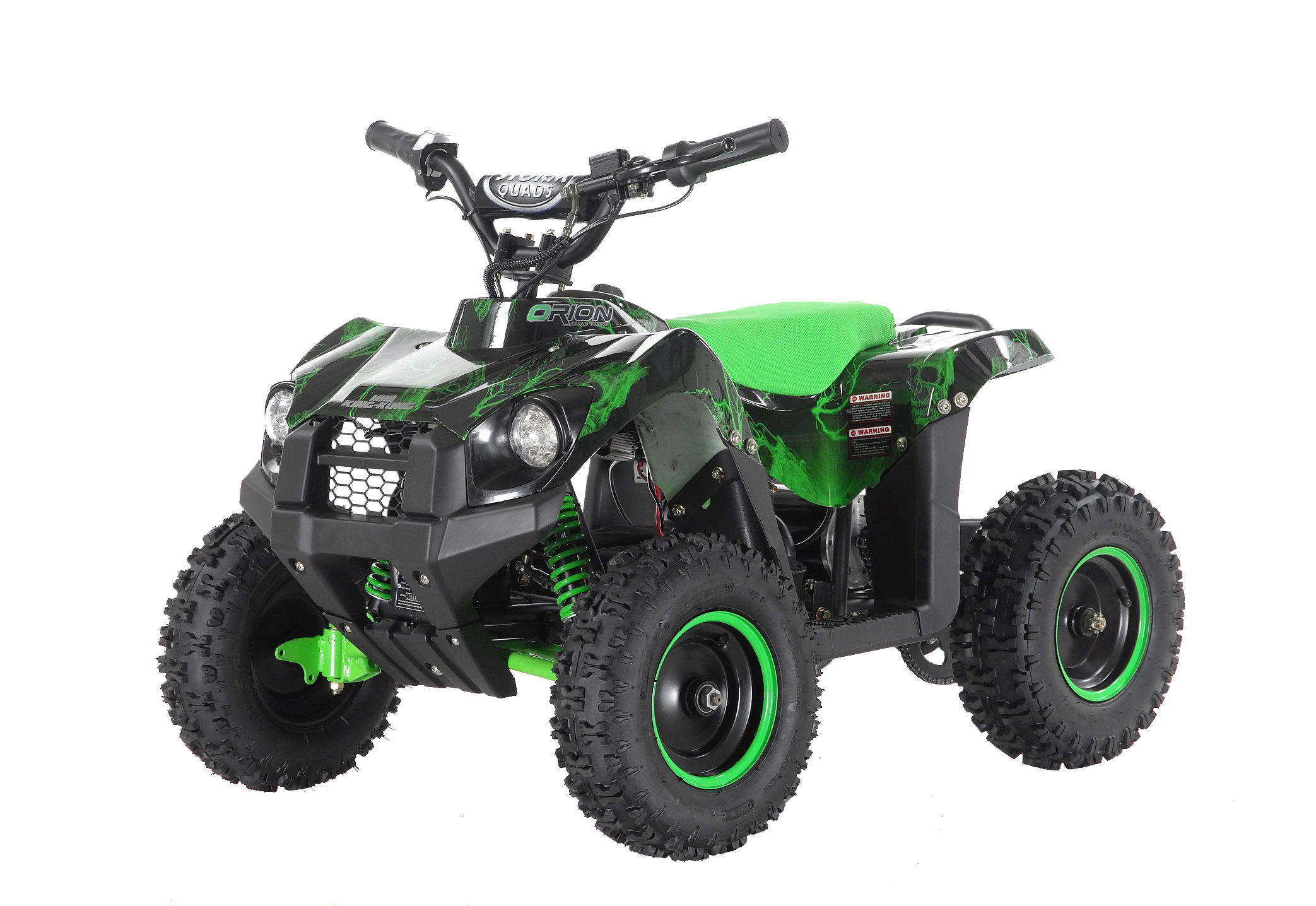 1000w Kong, Monster & Shockwave Electric Quads