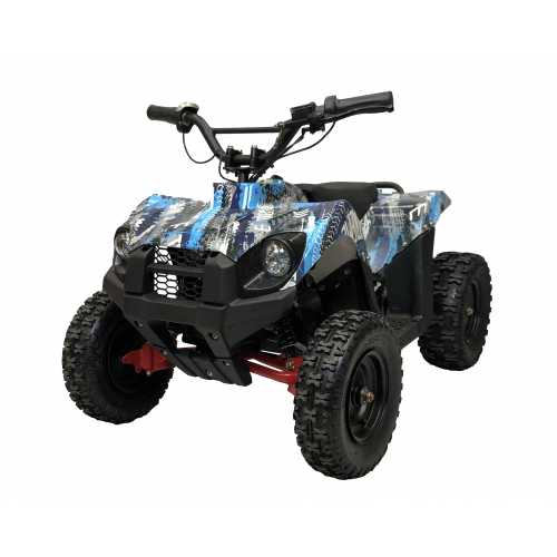 1000w Extreme Kids Electric Mini Quad - Fully Assembled