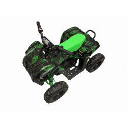 1000w 'Shockwave' Kids Electric Mini Quad - Fully Assembled & Tested