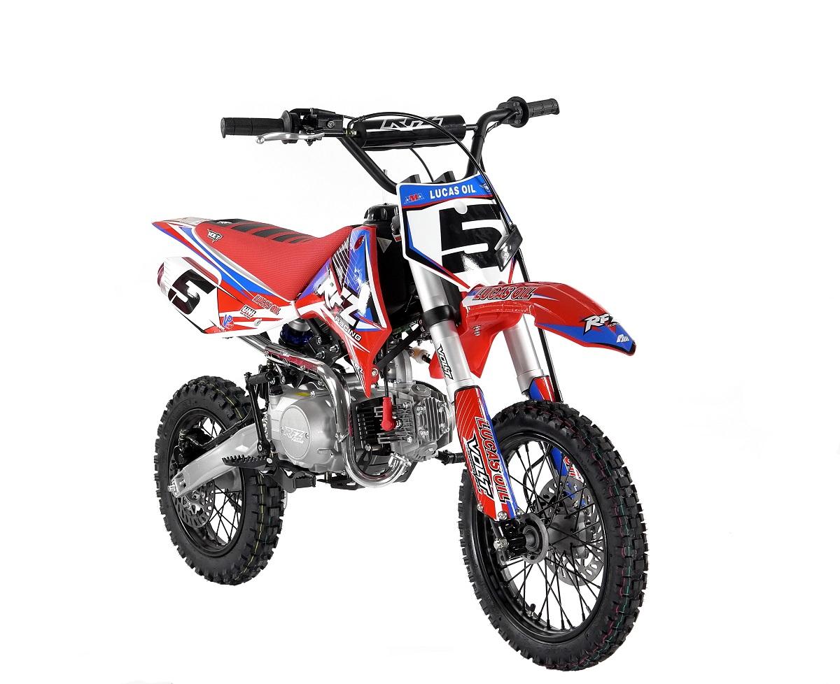 110cc RFZ RACING™ Pro Start Pit Bike
