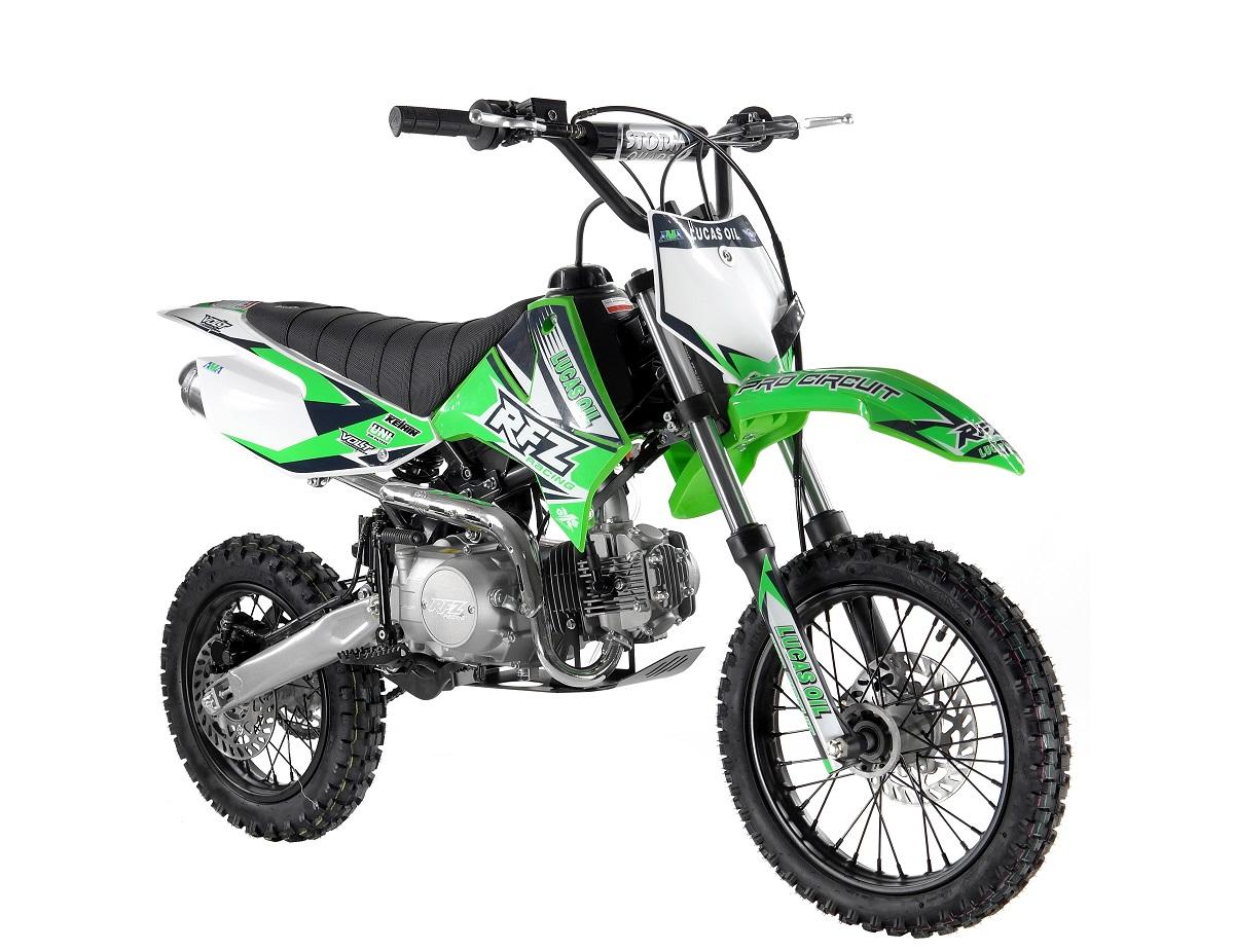 125cc RFZ RACING™ Pit Bike