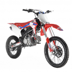 "140cc Freeride XL RXF Racing Adults Dirt Bike - 19 / 16"" Red"