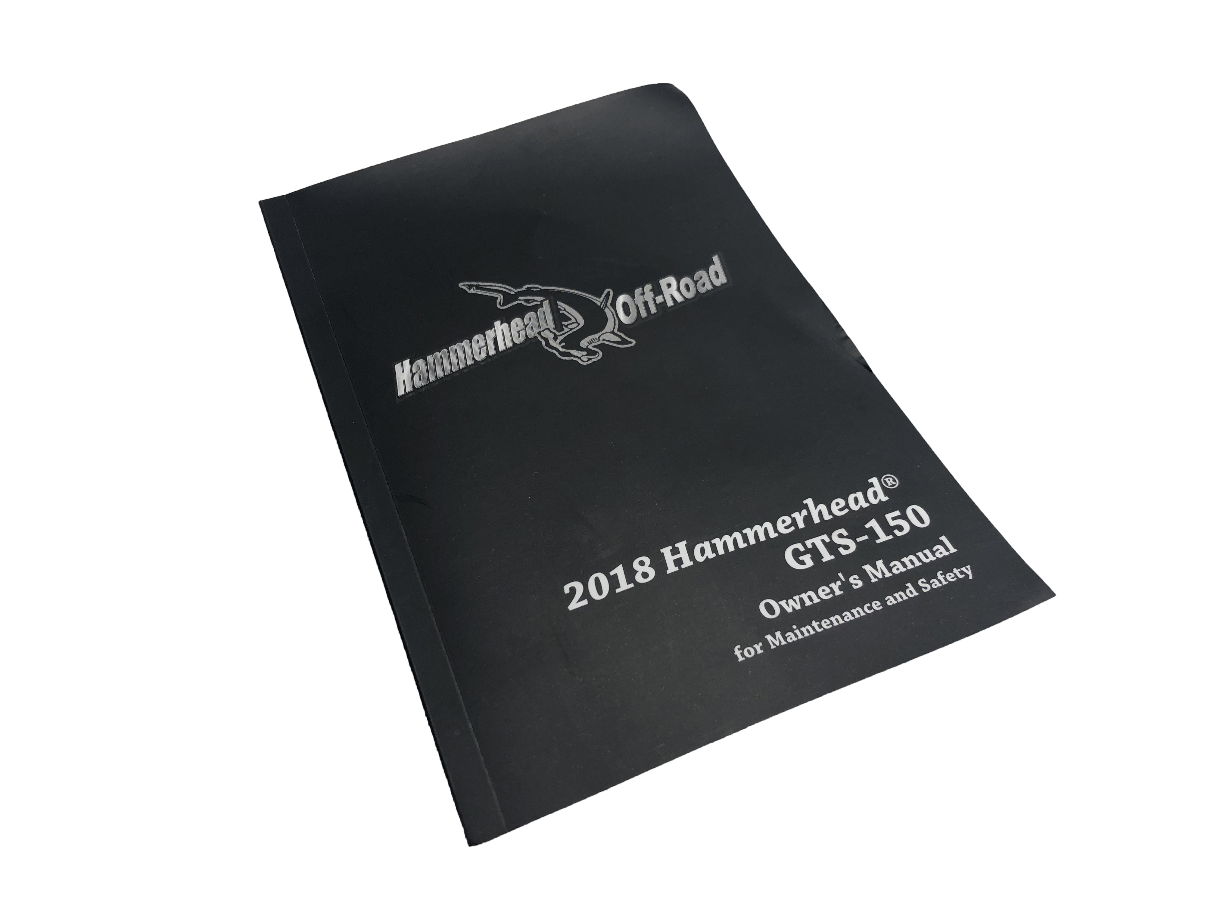 150GTS Owners Manual
