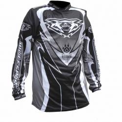 2018 Wulfsport ATTACK Cub Race Shirt - Black
