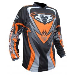 2018 Wulfsport ATTACK Cub Race Shirt - Orange