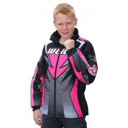 2018 Wulfsport ATTACK Padded Fit Jacket - Pink