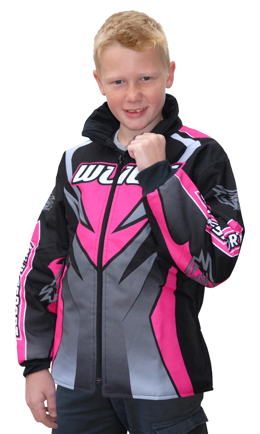 Wulfsport ATTACK Padded Fit Jacket - Pink