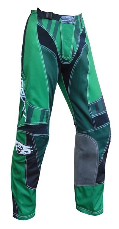 2021 Wulfsport Ventuno Kids Race Pants - Green