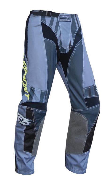 2021 Wulfsport Ventuno Kids Race Pants - Grey