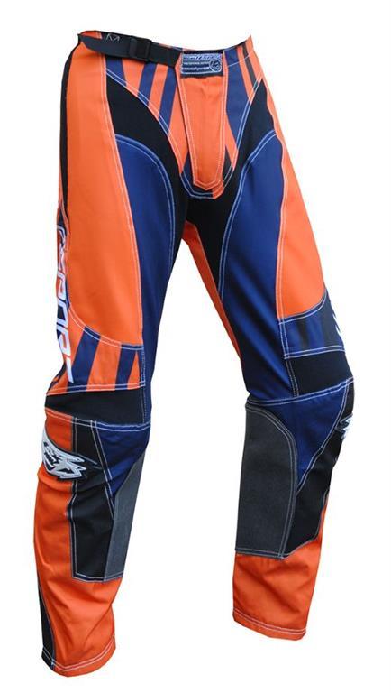 2021 Wulfsport Ventuno Kids Race Pants - Orange
