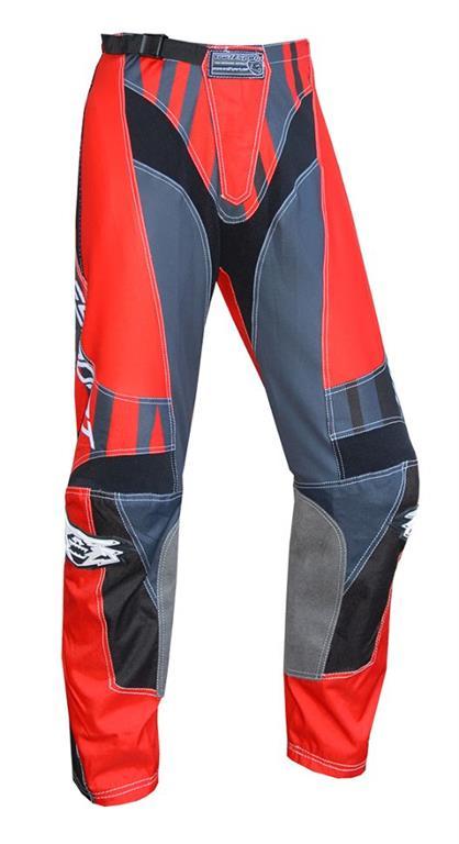 2021 Wulfsport Ventuno Kids Race Pants - Red