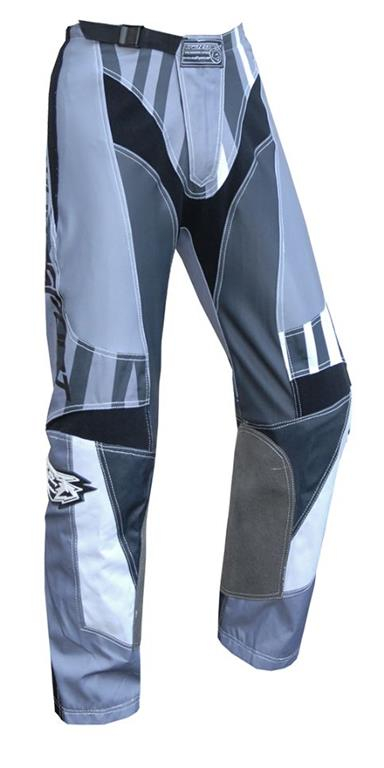 2021 Wulfsport Ventuno Kids Race Pants - Silver