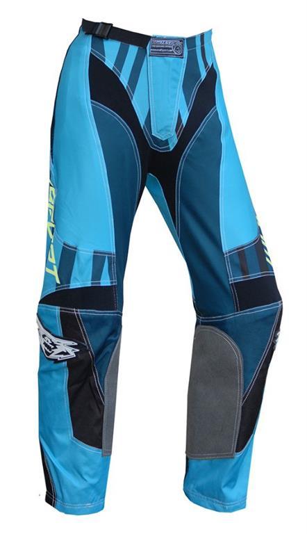 2021 Wulfsport Ventuno Kids Race Pants - Turquoise