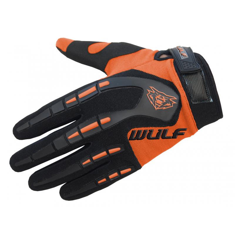 Wulfpsort Kids Attack Gloves - Orange