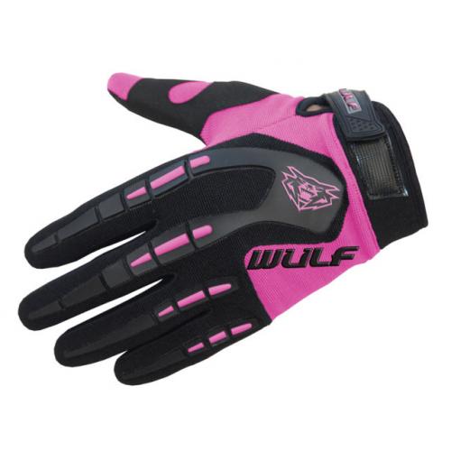 Wulfpsort Kids Attack Gloves - Pink