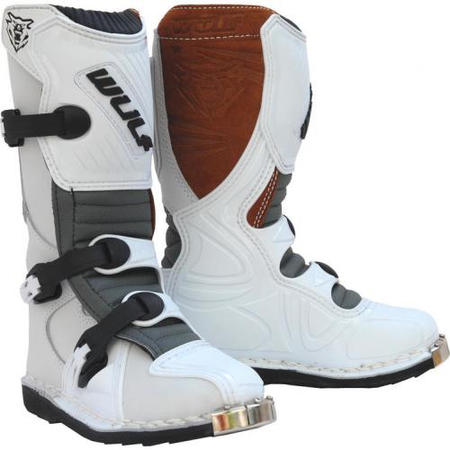 Wulfsport Cub Boot LA - White