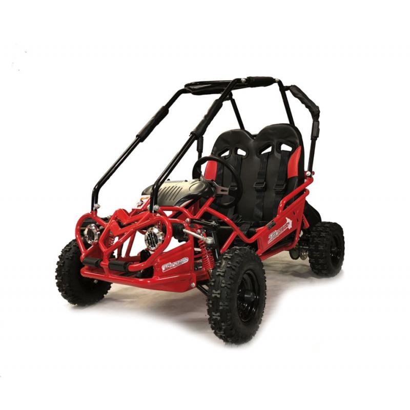 Hammerhead™ Torpedo 'SE' Kids Off Road Buggy - Red