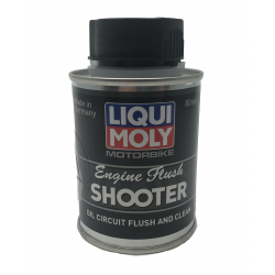 80ml Liqui Moly Engine Flush Shooter - Oil Circuit Flush & Clean