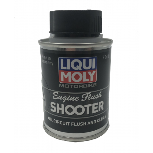 80ml Liqui Moly Engine Flush Shooter - Oil Circuit Flush & Clean