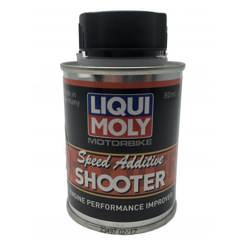 80ml Liqui Moly Speed Additive Shooter - Engine Peformance Improver