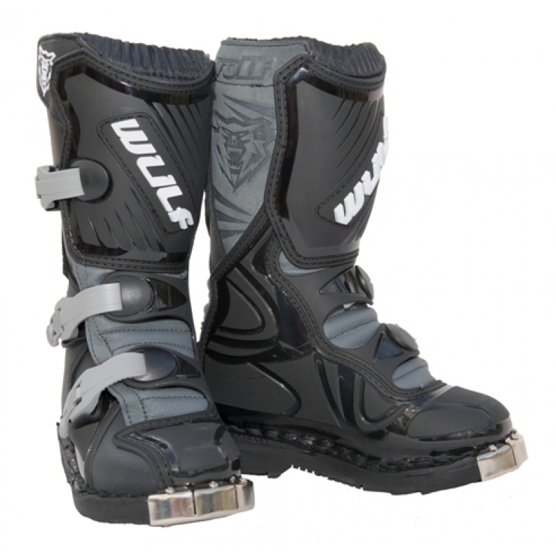 Wulfsport Cub Boot LA - Black