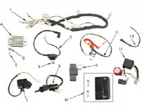 Battery & Electrical Parts