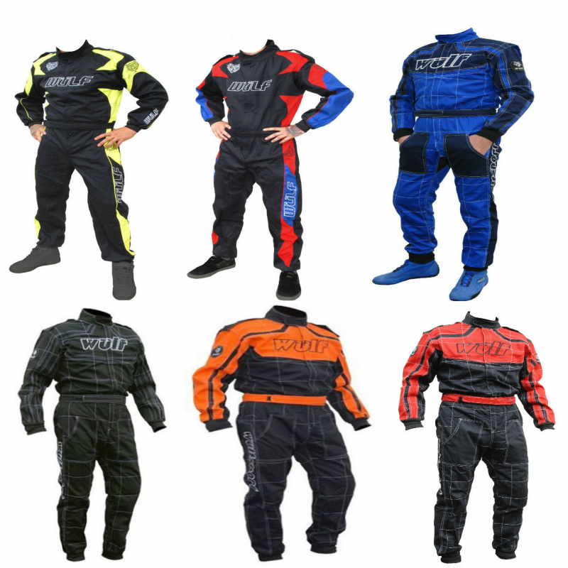 Wulfsport Proban Racing Suit - FLAME RETARDANT
