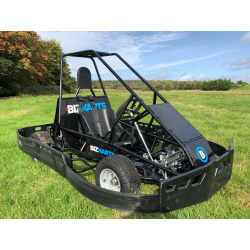 Biz 200cc Off Road Buggy - Honda GX200 Engine - Handmade In The UK! Fantastic Used Condition!