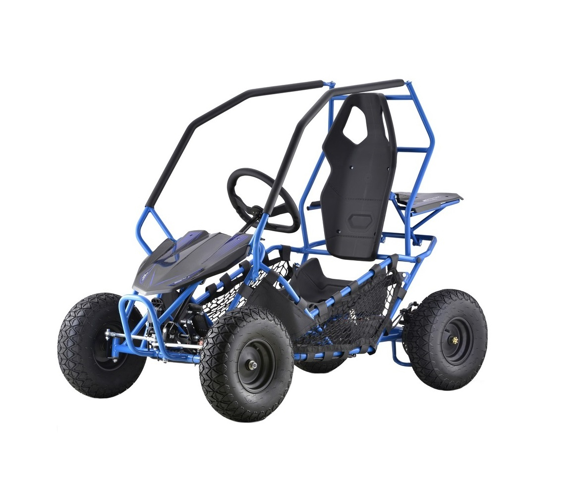 Kids Electric Off Road Buggy Black