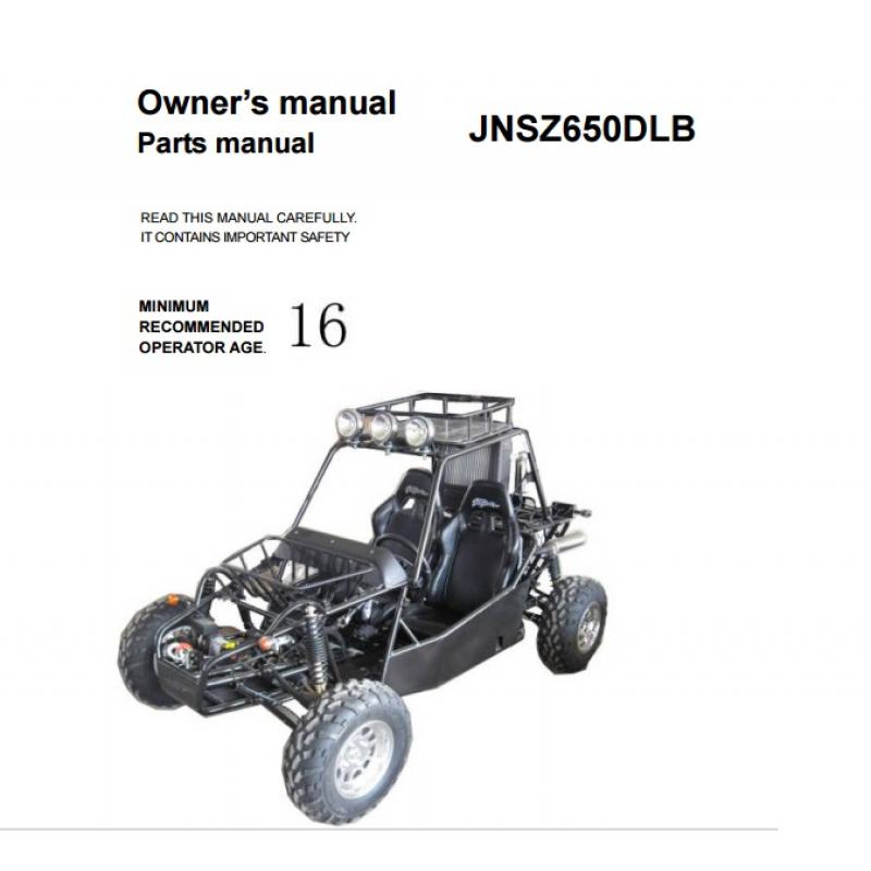 Buy a Manual