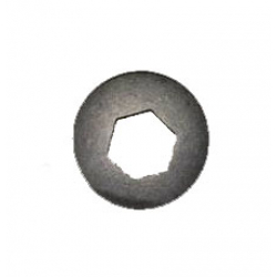 CAP TAPPET ADJUSTING HOLE.