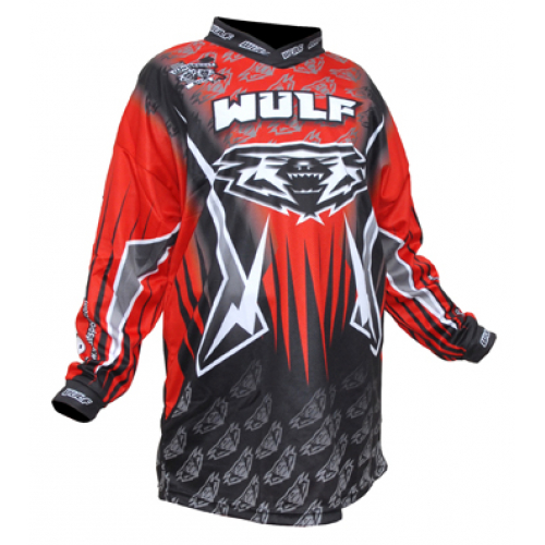 2016 Wulfsport Cub Arena Race Shirt - Red