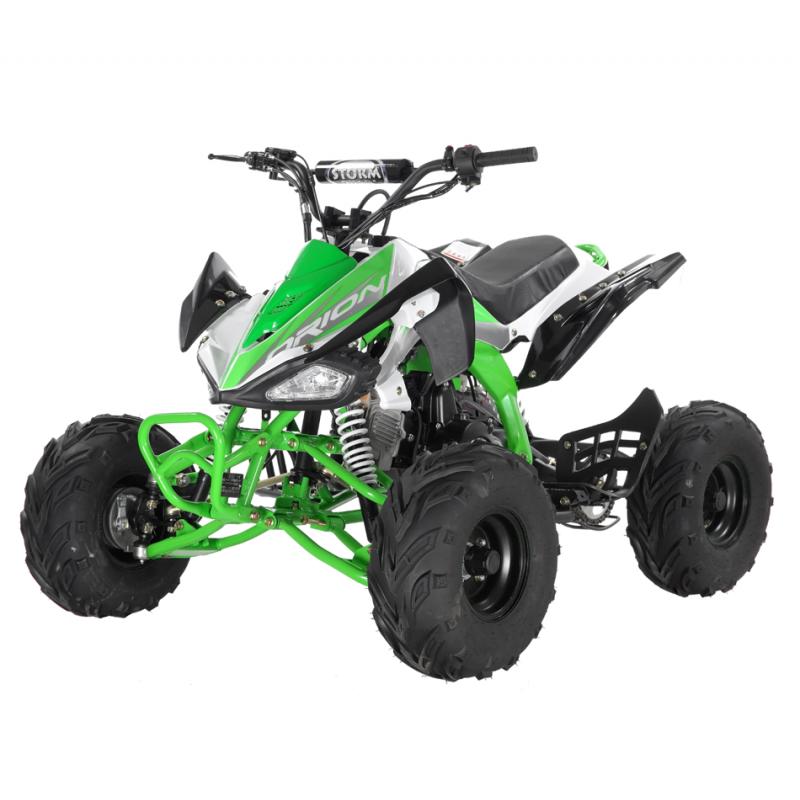 PANTHER 110cc KIDS QUAD BIKE - GREEN