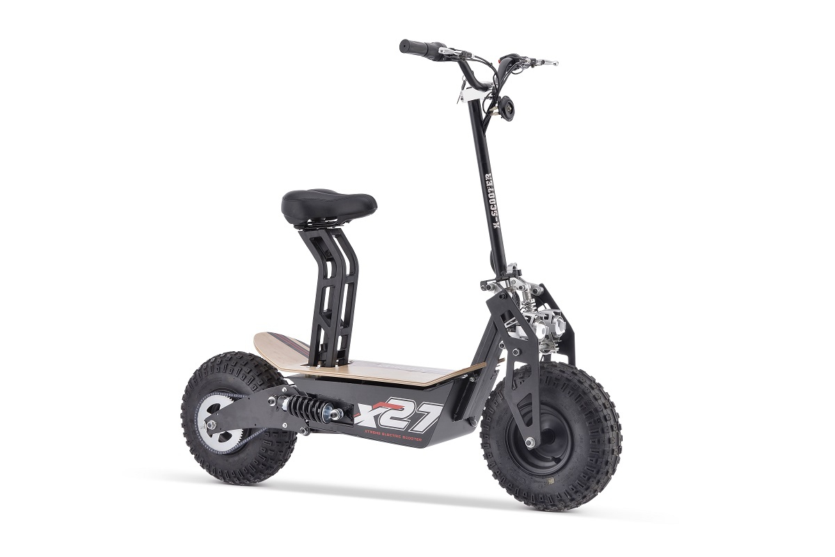 Electric Bicycles & Electric Scooters