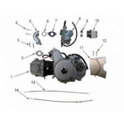 Engine Parts & Cables