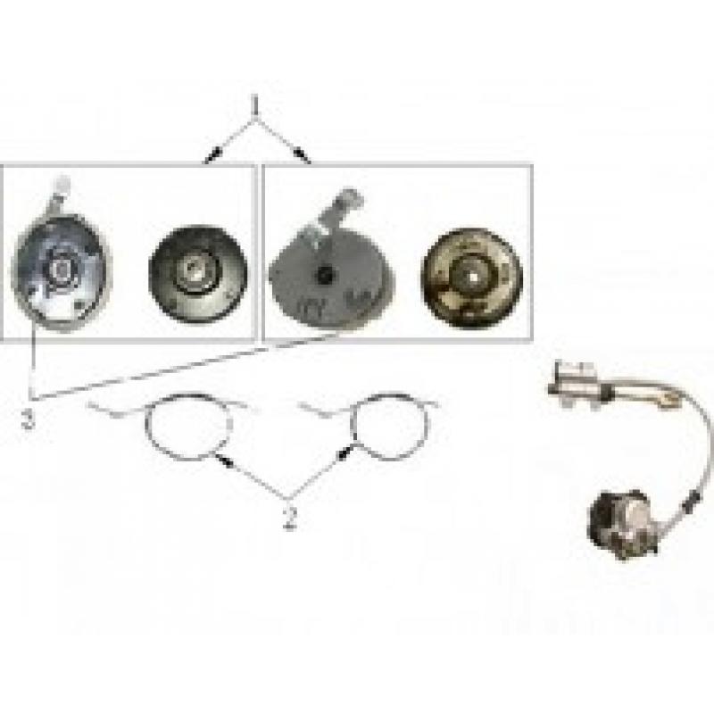 Front & Rear Brakes Parts