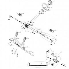 GT80 Steering Rack Parts