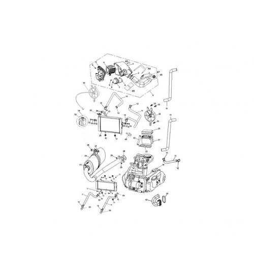 Hammerhead 250cc Parts | Storm Buggies