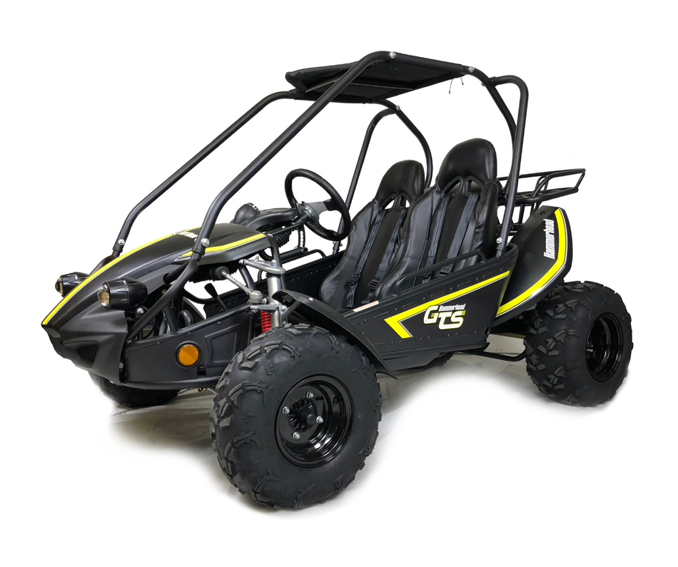 Hammerhead™ GTS150  Buggy with USA Specs - Black