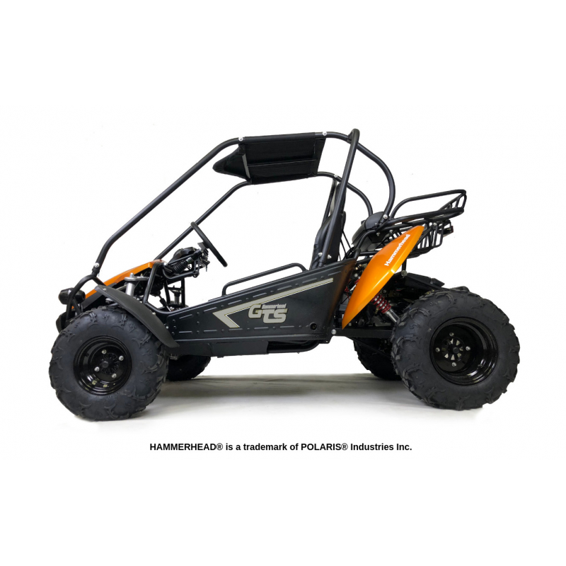 Hammerhead™ GTS150 Buggy with USA Specs - Orange
