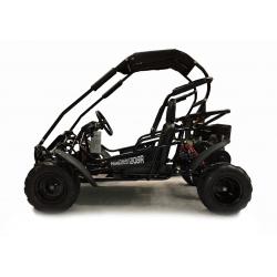 Hammerhead Mudhead™ Reverse 208R Kids Off Road Buggy - Black