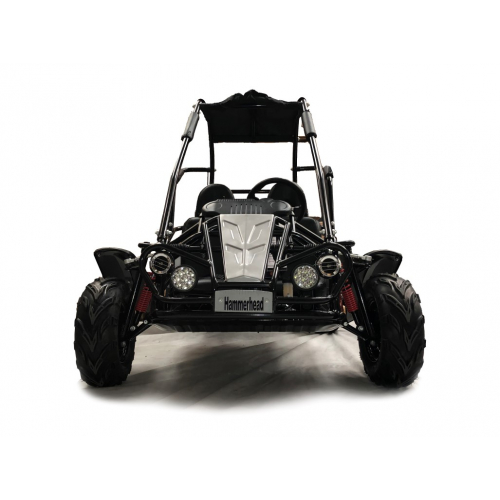 Hammerhead Mudhead™ Reverse 208R Kids Off Road Buggy - Black