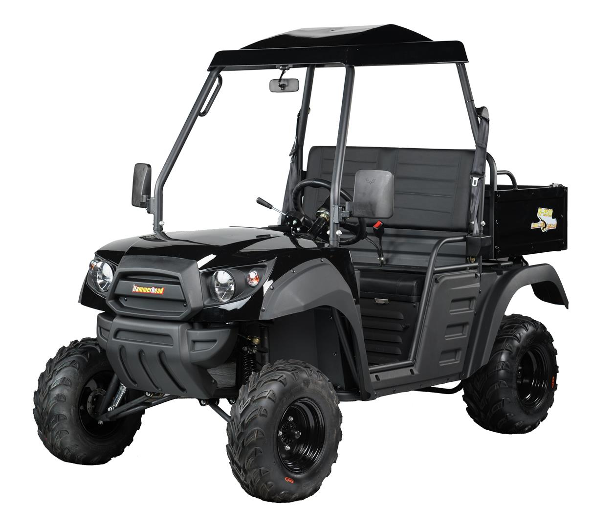 Hammerhead R-150™ Utility Vehicle - Black