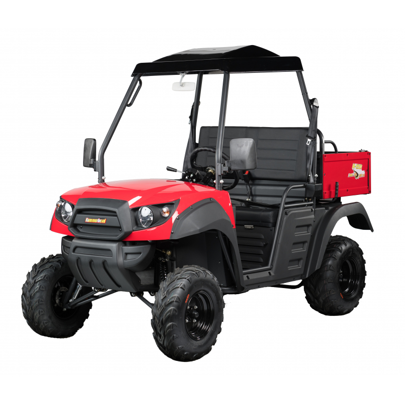 Hammerhead R-150™ Utility Vehicle - Red
