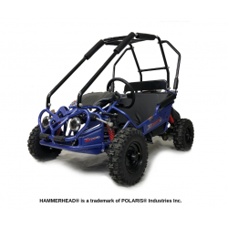 Hammerhead™ Torpedo Kids Buggy - Blue