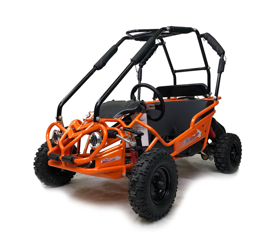 Hammerhead™ Torpedo Kids Buggy - Orange