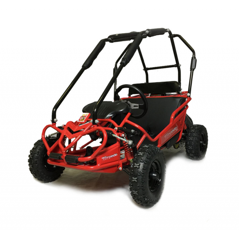 Hammerhead™ Torpedo Kids Buggy - Red