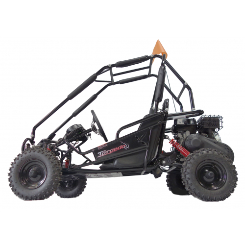 Hammerhead™ Torpedo Kids Off Road Buggy - Black