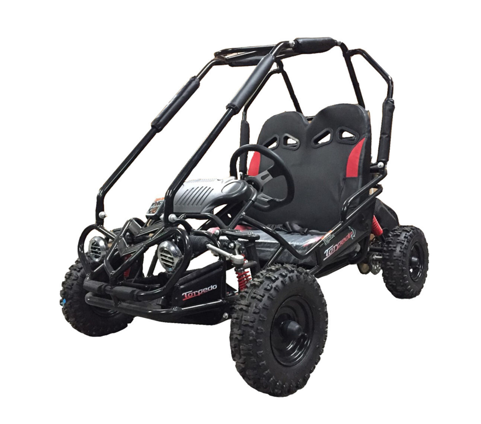Hammerhead™ Torpedo 'SE' Kids Off Road Buggy - Black